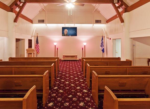 Indio Chapel