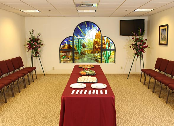 Cathedral City Reception Room – Sunrise Room